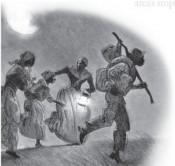 Delaware County's Underground Railroad