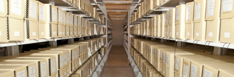 ICFA Archive Stacks