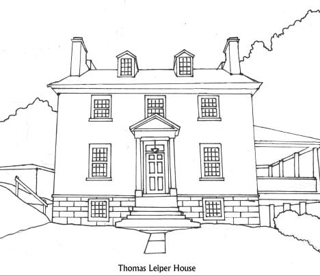 Thomas Leiper House
